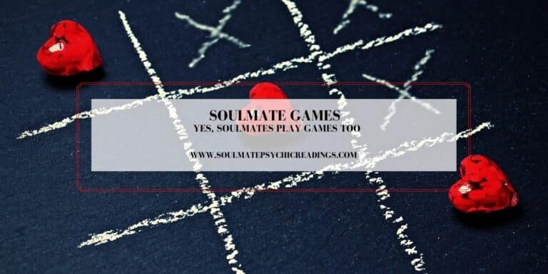 Soulmate Games - Yes, Soulmates Play Games Too