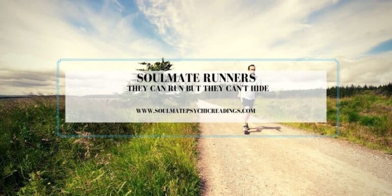 Soulmate Runners, They Can Run But They Can't Hide