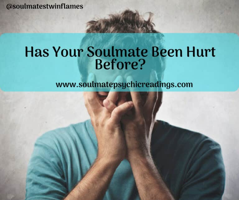 has you soulmate been hurt before